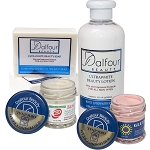 Authentic Dalfour Beauty Face & Body  Set With Excel Creamy & Gluta Day Cream