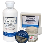 Dalfour Beauty Excel Face &Body   Set -  Body Lotion Gold Seal EXCEL Cream & Soap